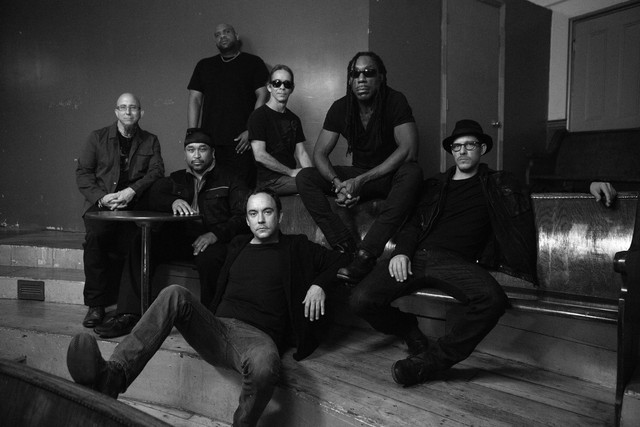 Dave Matthews Band, Dave Matthews Hunger for the Great Light cover