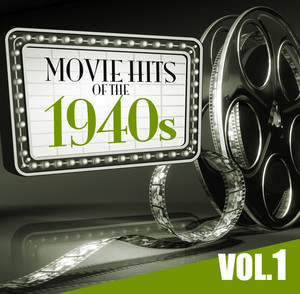 Movie Hits of the '40s Vol.1 Albumcover