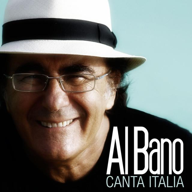 Al Bano Carrisi Canta Italia album cover