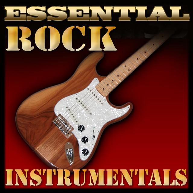 Essential Rock Instrumentals Albumcover