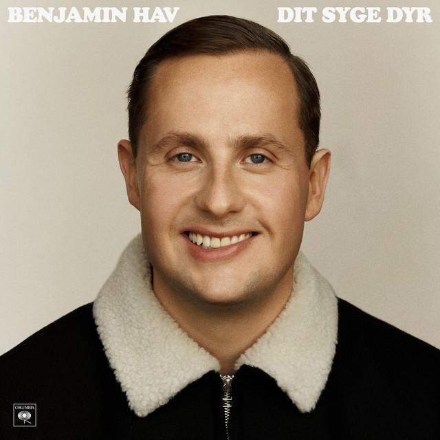 Album cover for Dit syge dyr by Benjamin Hav