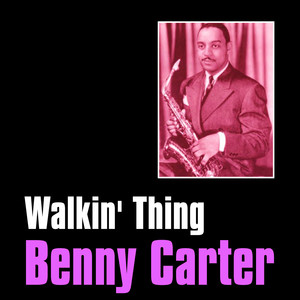 Benny Carter Old Fashioned Love cover