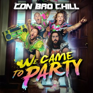 We Came to Party Albumcover
