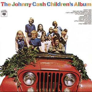 The Johnny Cash Children's Album Albumcover