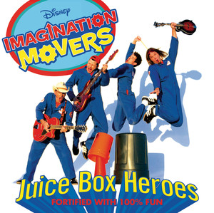 Imagination Movers: Juice Box Heroes album