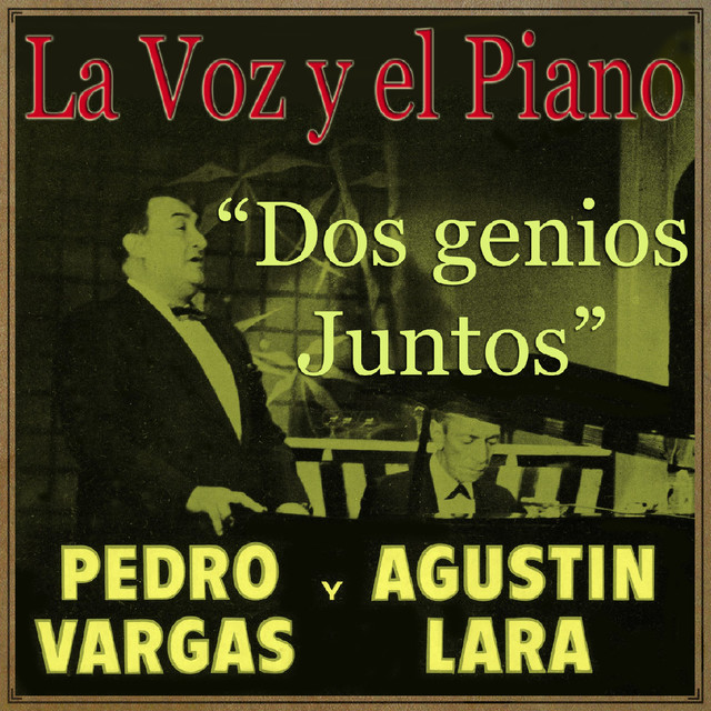 La Voz y el Piano de Dos Genios Juntos