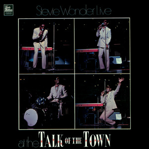 Live At Talk Of The Town Albumcover
