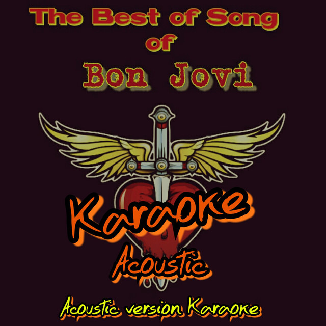 The Best of Songs of Bon Jovi: Karaoke Acoustic by Marian's Band on