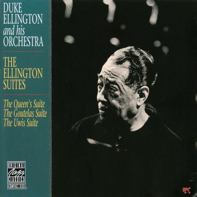 The Ellington Suites Albumcover