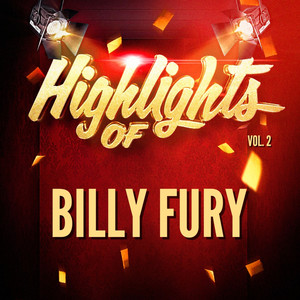 Highlights of Billy Fury, Vol. 2 album