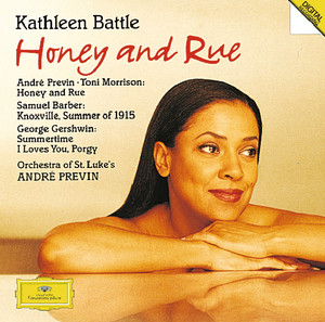 Previn: Honey & Rue / Barber: Knoxville / Gershwin: Porgy and Bess album