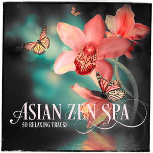 Pure Asian Relaxation (Ease Your Mind and Relax to the Sounds of Soft Chill-Out Asian Music) Albumcover
