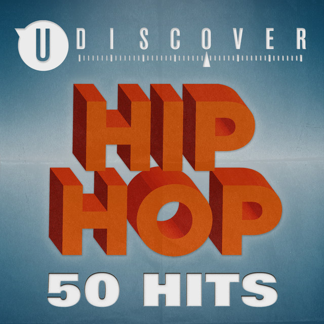 Various Artists Hip Hop - 50 Hits By uDiscover album cover