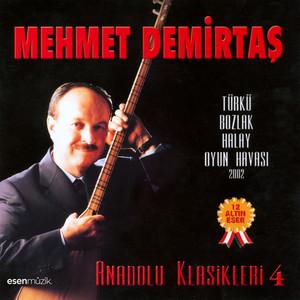 Anadolu Klasikleri, Vol. 4 (12 Altın Eser / Türkü, Bozlak, Halay, Oyun Havası 2002) Albümü