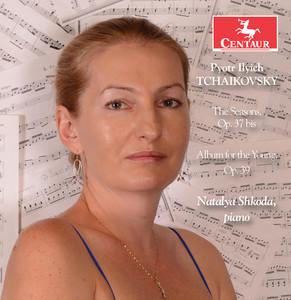 Tchaikovsky: Les saisons, Op. 37b & Album for the Young, Op. 39 Albümü