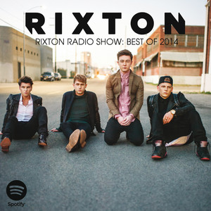 Rixton Radio Show: Best Of 2014 Albumcover