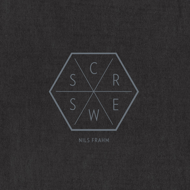 Album cover for Screws Reworked by Nils Frahm