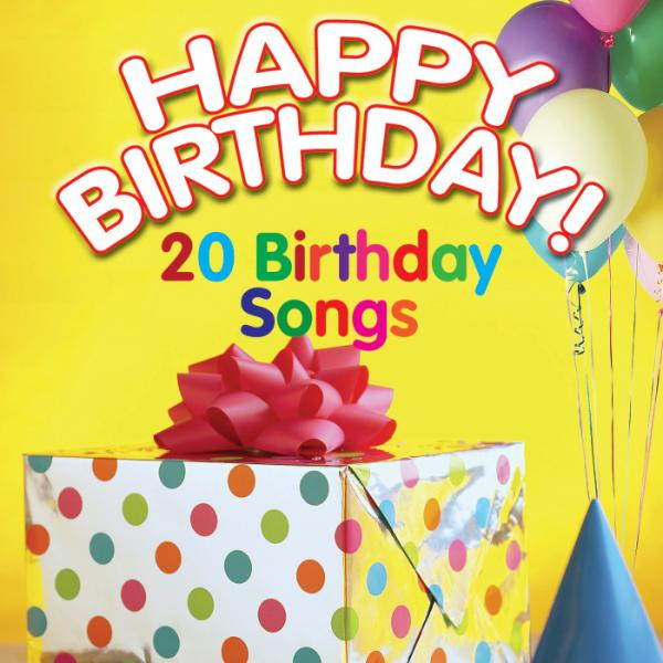 Happy Birthday 20 Songs By Occasion Singers On Spotify