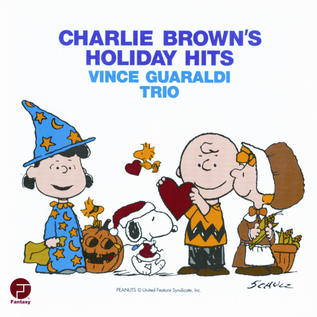 Charlie Brown's Holiday Hits