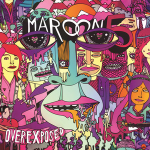 Maroon 5 One More Night cover