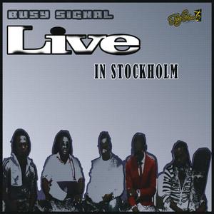 Live in Stockholm (Live)