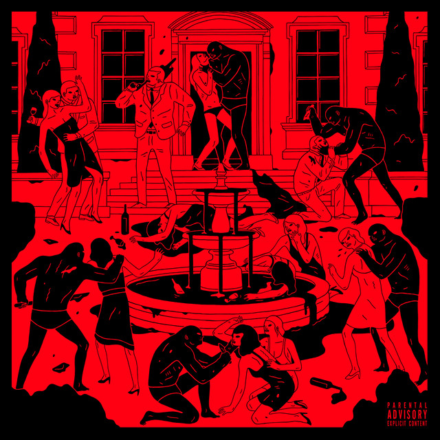 Album cover for POISON by Swizz Beatz
