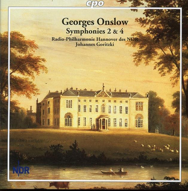 Onslow: Symphonies Nos. 2 & 4