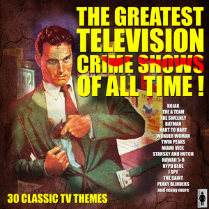 Greatest Crime TV Themes Albumcover