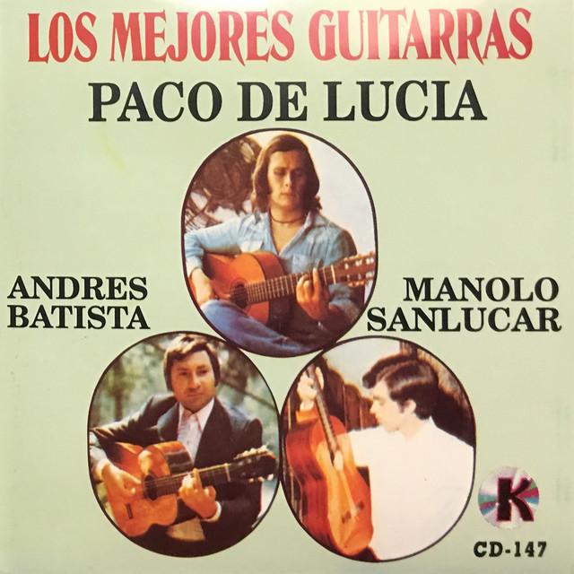 Los Mejores Guitarras (feat. Andres Batista & Manolo Sanlucar)