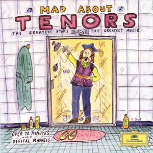 Mad About Tenors album