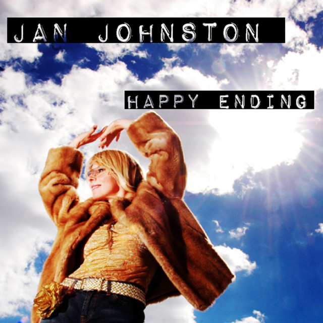 Jan Johnston Happy Ending album cover
