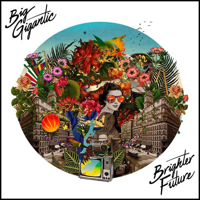 Album cover for Brighter Future by Big Gigantic