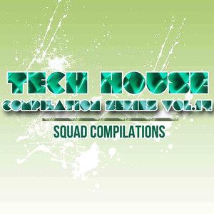 Tech House Compilation Series Vol. 14 Albumcover