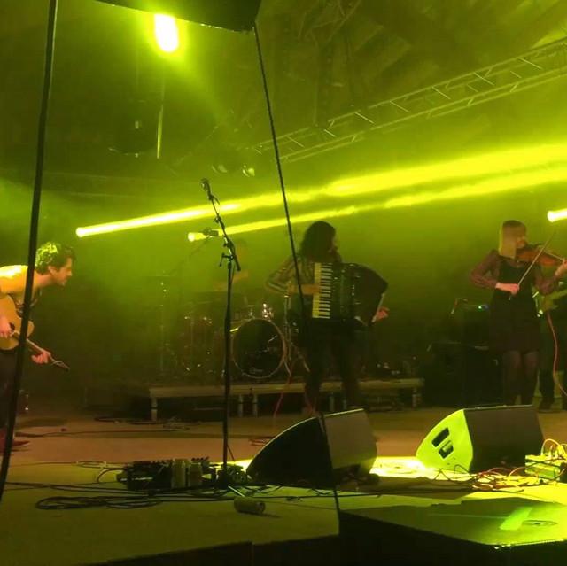 Monster Ceilidh Band