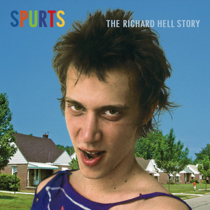 Richard Hell Downtown at Dawn cover