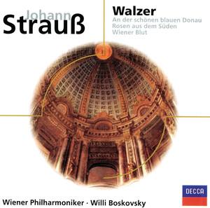 Strauss Walzer album
