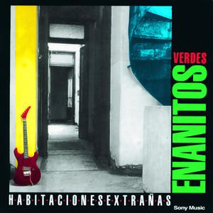 Habitaciones Extrañas Albumcover