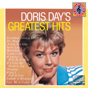 DORIS DAY'S GREATEST HITS - EXPANDED album