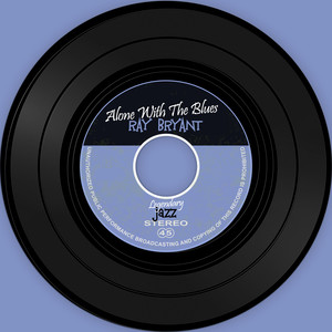 The Vinyl Masters: Alone With The Blues album