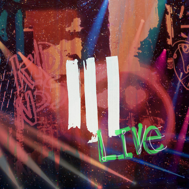 Album cover for III (Live At Hillsong Conference) by Hillsong Young & Free