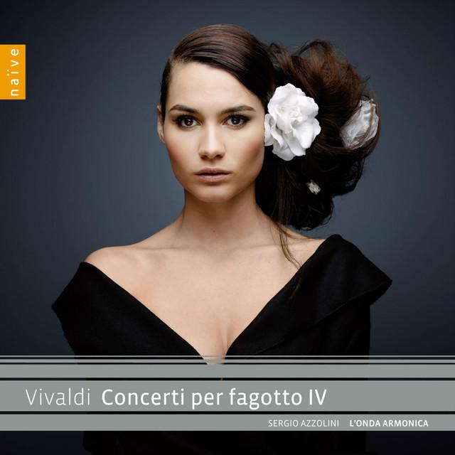 Vivaldi : Concerti per fagotto IV Albumcover