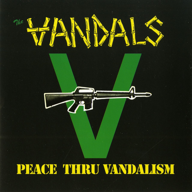 Peace Thru Vandalism