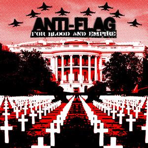 Anti‐Flag Emigre cover