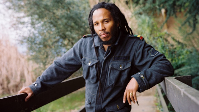 Photo Ziggy Marley