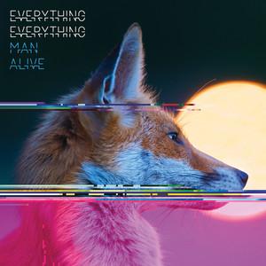 Man Alive Albumcover