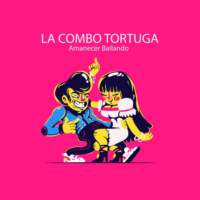 Album cover for Amanecer Bailando by La Combo Tortuga