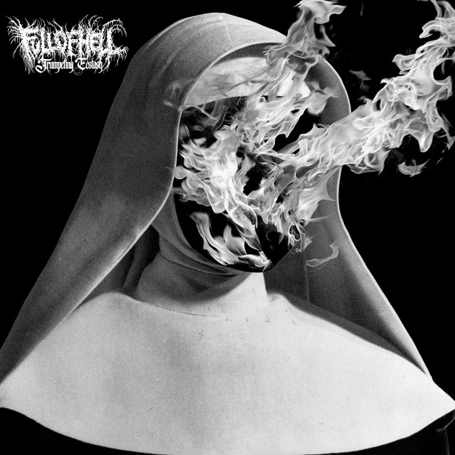 Album cover for Trumpeting Ecstasy by Full Of Hell