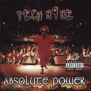 Tech N9ne57th Street Rogue Dog Villians Constantly Dirty cover