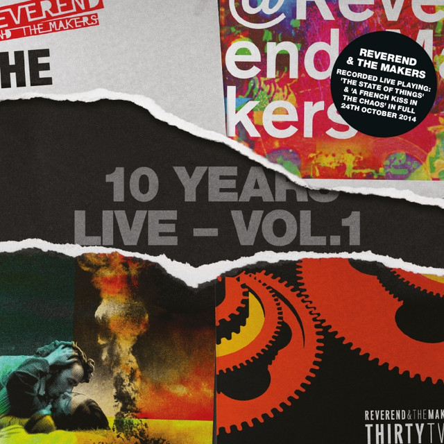 10 Years Live, Vol. 1