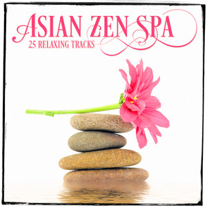 Relaxing Asian Music, Vol. 2 (25 Zen Music & Melodies for Spa Relaxation and Meditation) Albumcover